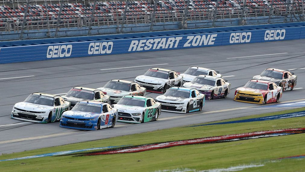 Saturday's Xfinity race at Talladega: Start time, TV channel