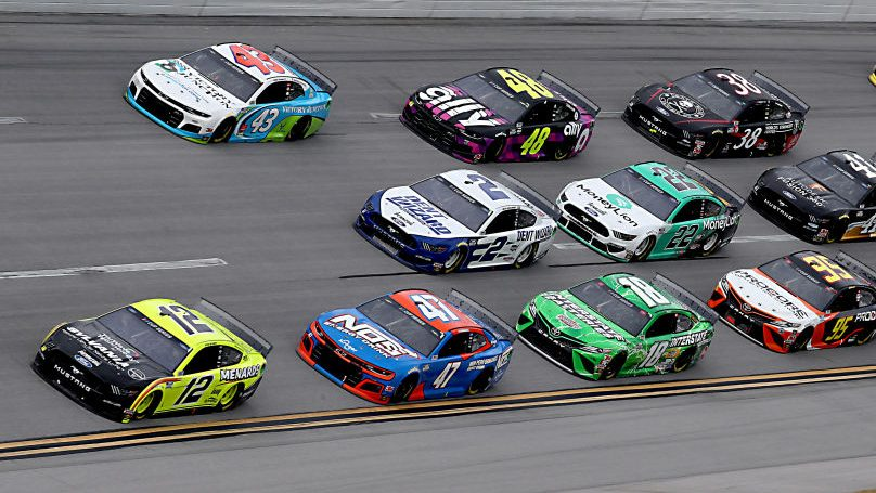 Sunday Cup race at Talladega: Start time, TV channel
