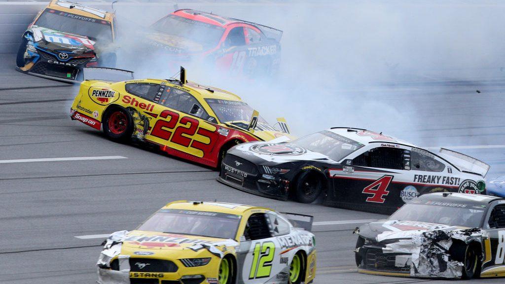 NASCAR raises concerns about aggressive driving