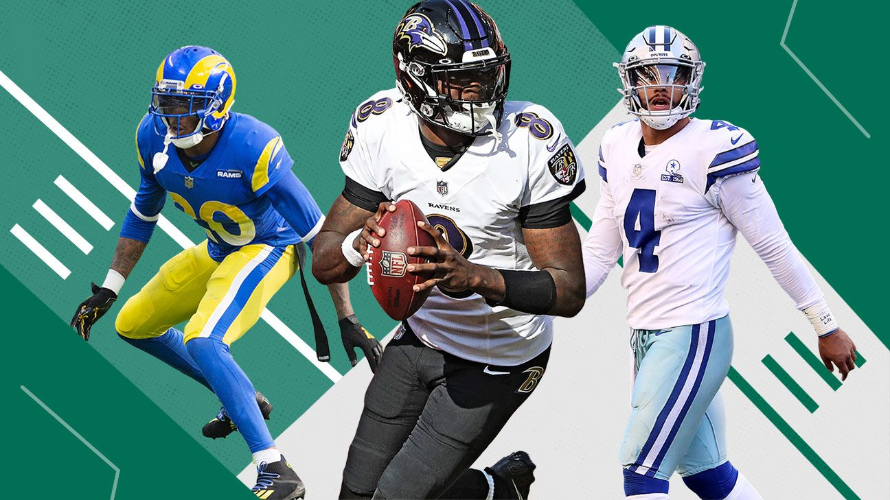 Week 5 NFL Power Rankings -32 poll, plus 2020 playoff chances for every team