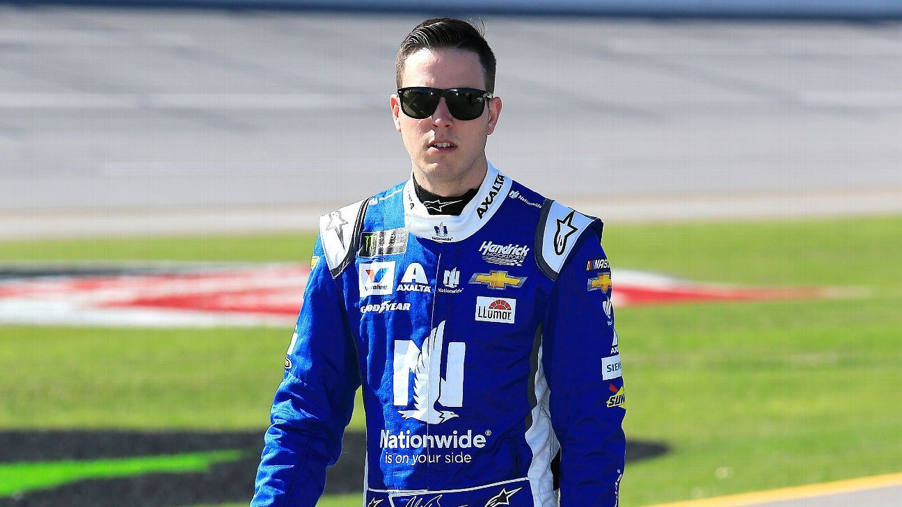 Alex Bowman shuffled to Hendrick Motorsports' No. 48 car to replace Jimmie Johnson