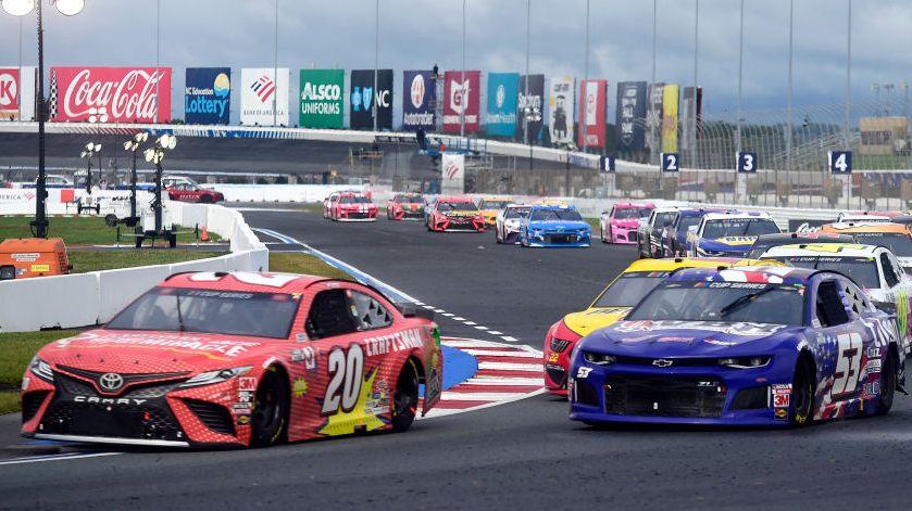 What drivers said at Charlotte Roval