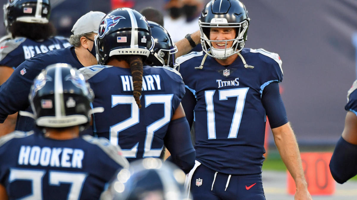 Titans become first team to accomplish rare NFL feat since undefeated 2007 Patriots during Week 5 win