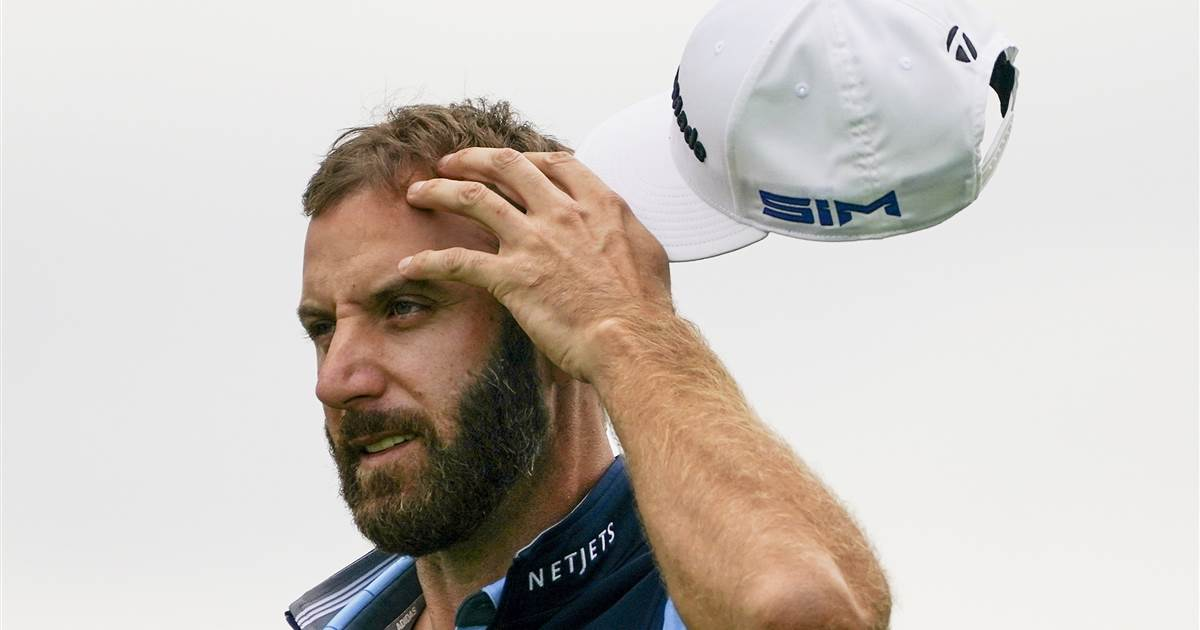 Dustin Johnson, top ranked golf pro, withdraws from tournament after positive Covid test