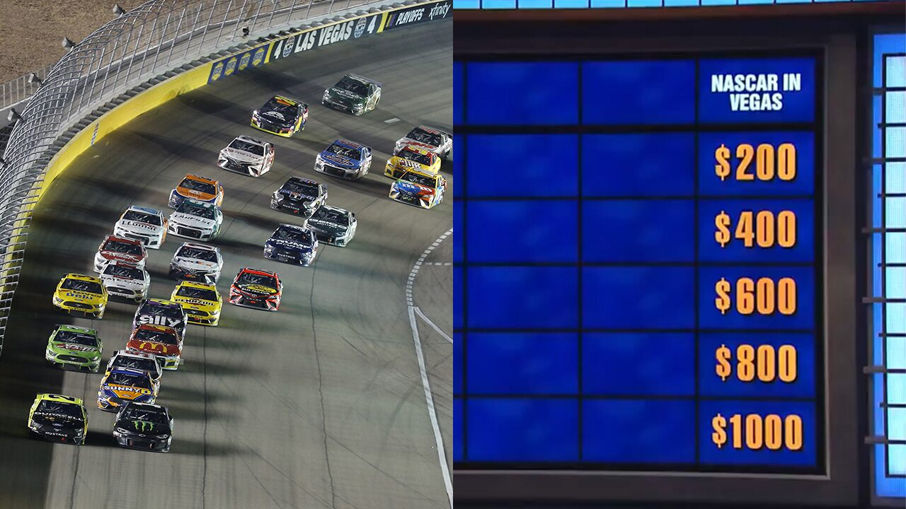 """NASCAR on """"Jeopardy!"""": Do you know the questions to these 5 answers?"""