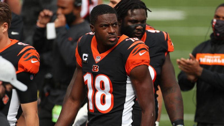 A.J. Green frustrated, doesn't want to be traded