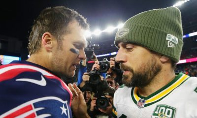Tom Brady wants revenge on Aaron Rodgers . . . at golf