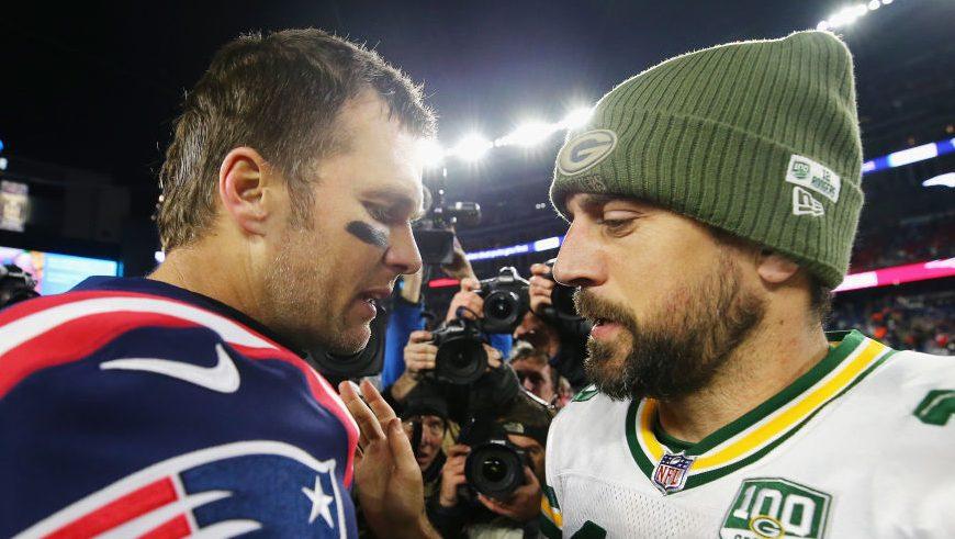 Tom Brady wants revenge on Aaron Rodgers . . . at golf