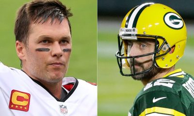 Tom Brady looking to get Aaron Rodgers back on the golf course