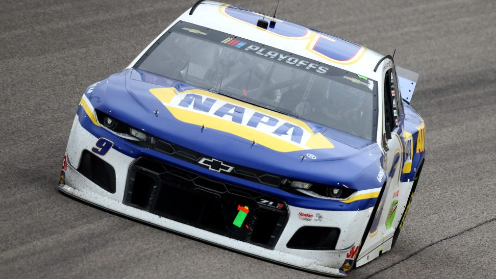 Chase Elliott laments restarts, not radio issues, in Kansas race
