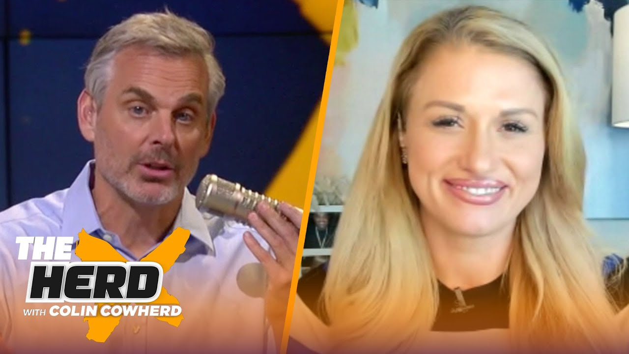 Cowboys' insider Jane Slater talks players' distrust for Mike McCarthy & Staff | NFL | THE HERD