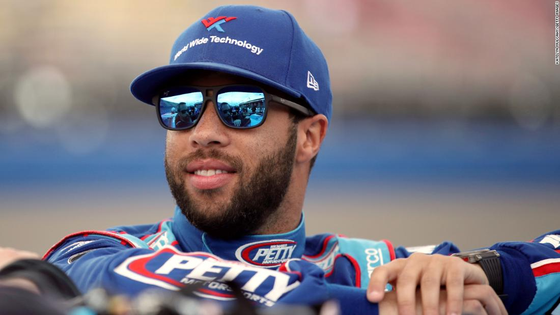 Bubba Wallace's new NASCAR team reveals Michael Jordan inspired team name, number and logo