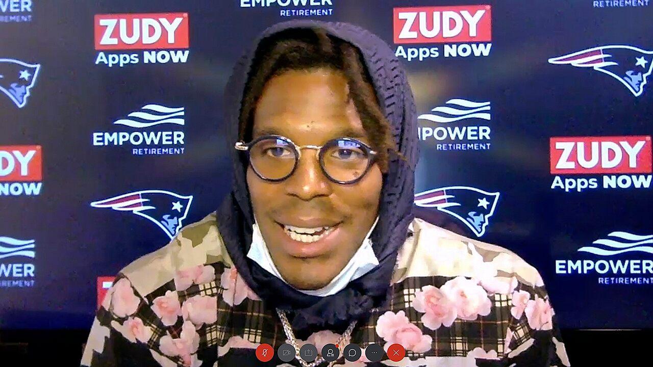 Ex-NFL quarterback criticizes Cam Newton over fashion sense following Patriots' blow out loss