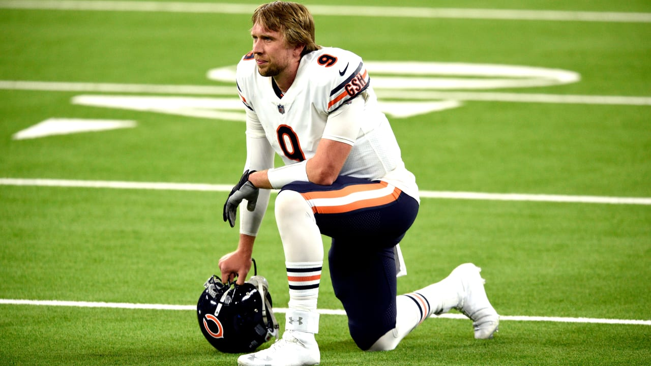 Nick Foles on Bears offense: 'Who are we going to be?'