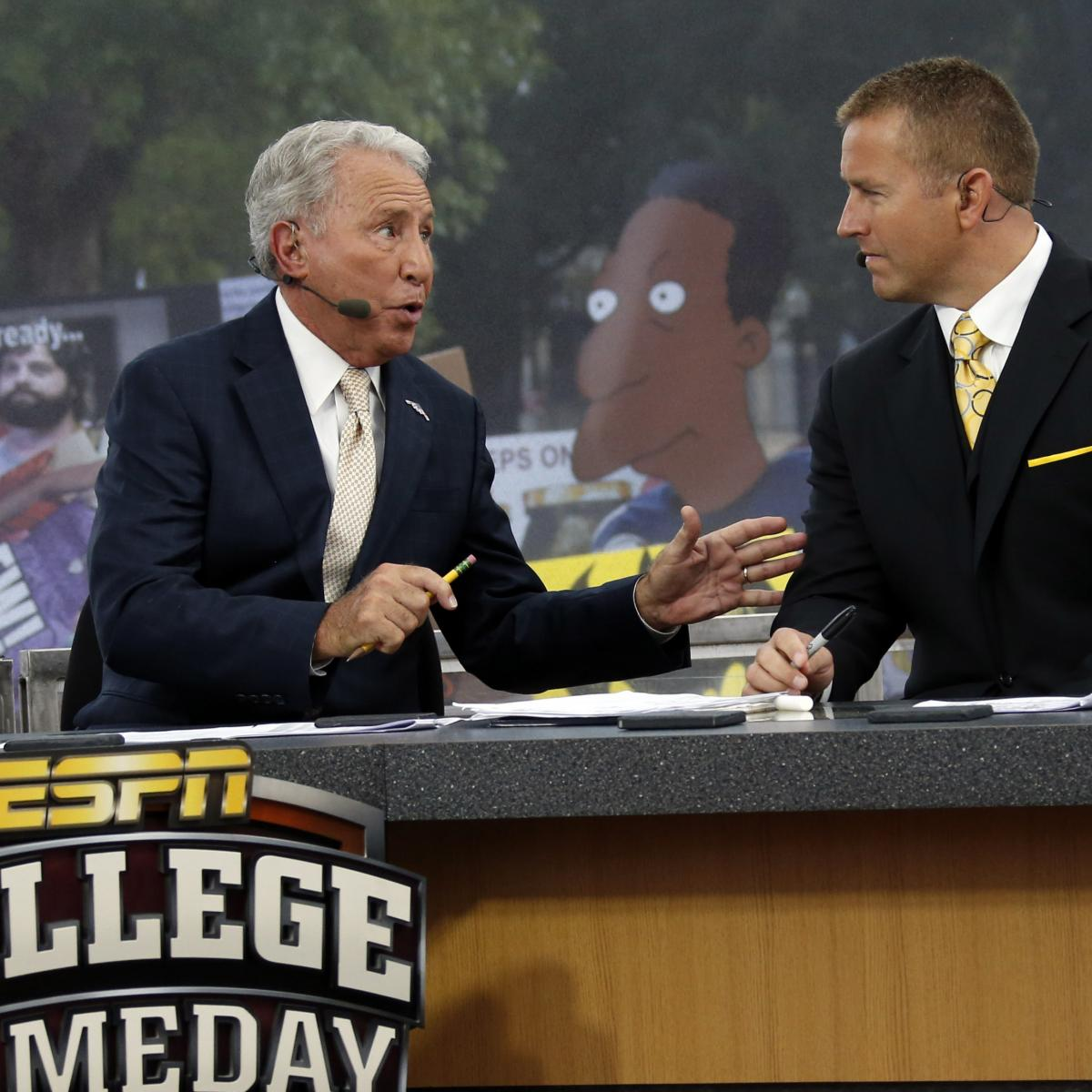 ESPN College GameDay to Be Broadcast from Augusta National for 2020 Masters