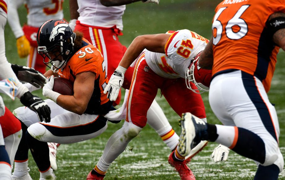 Daniel Sorensen fined $20,000 for hit on Phillip Lindsay