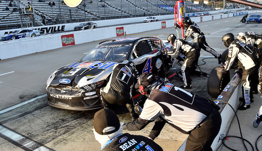 CRANDALL: The format's not to blame for Harvick's playoffs exit