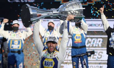 Winning the NASCAR Cup championship was only a matter of time for Chase Elliott
