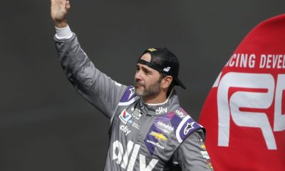 Jimmie Johnson's quiet farewell once again robbed NASCAR's GOAT of the recognition he deserves