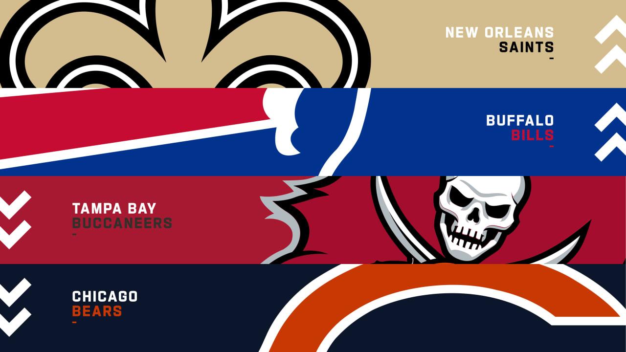 NFL Power Rankings, Week 10: Saints hit top three
