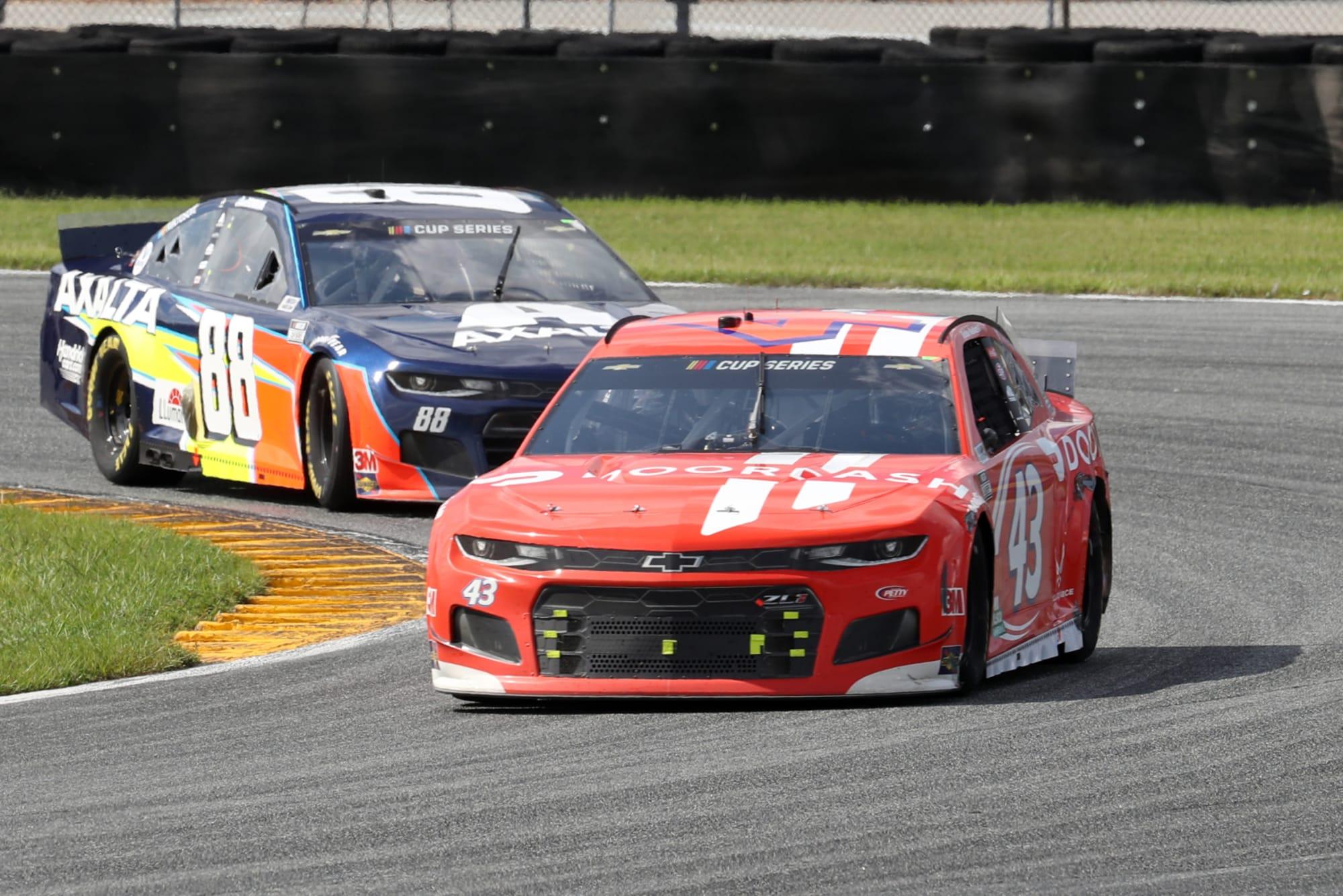 NASCAR: Top 5 seats still open for 2021