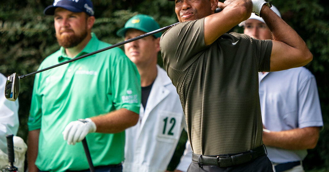 2020 Masters: Tiger Woods Is 3 Shots Off Paul Casey's Lead