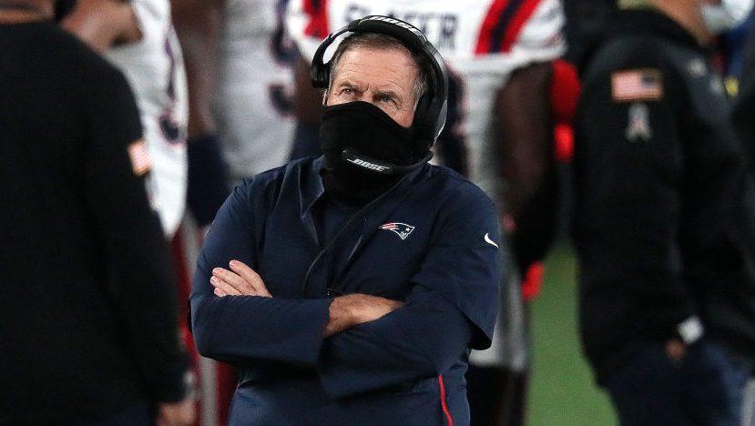 Bill Belichick addresses New England's recent failure to fully develop draft picks