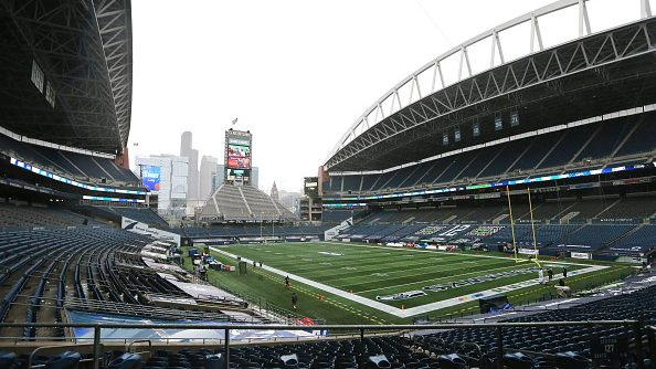 Goodbye CenturyLink Field, hello Lumen Field