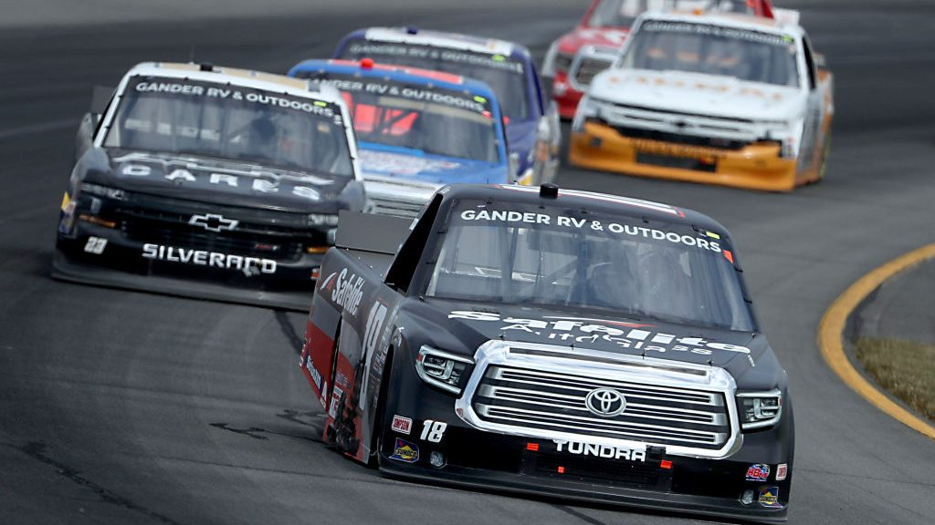 NASCAR announces 2021 Truck Series schedule with two dirt races