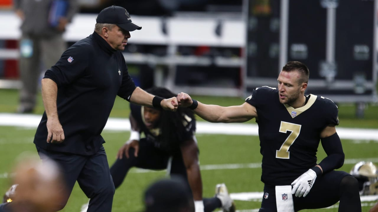 Saints' Sean Payton 'just wants to know' if Taysom Hill is future at QB