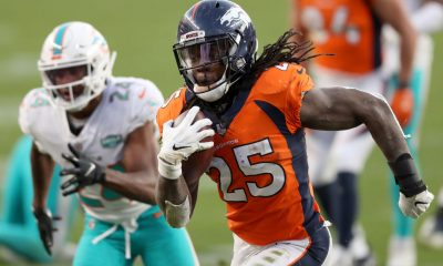Ryan Fitzpatrick comeback falls short as Dolphins lose to Broncos