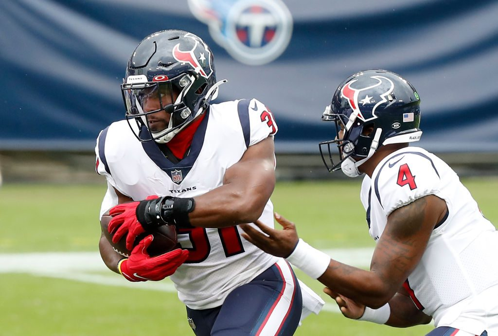 Texans activate David Johnson from IR, place Cullen Gillaspia on IR