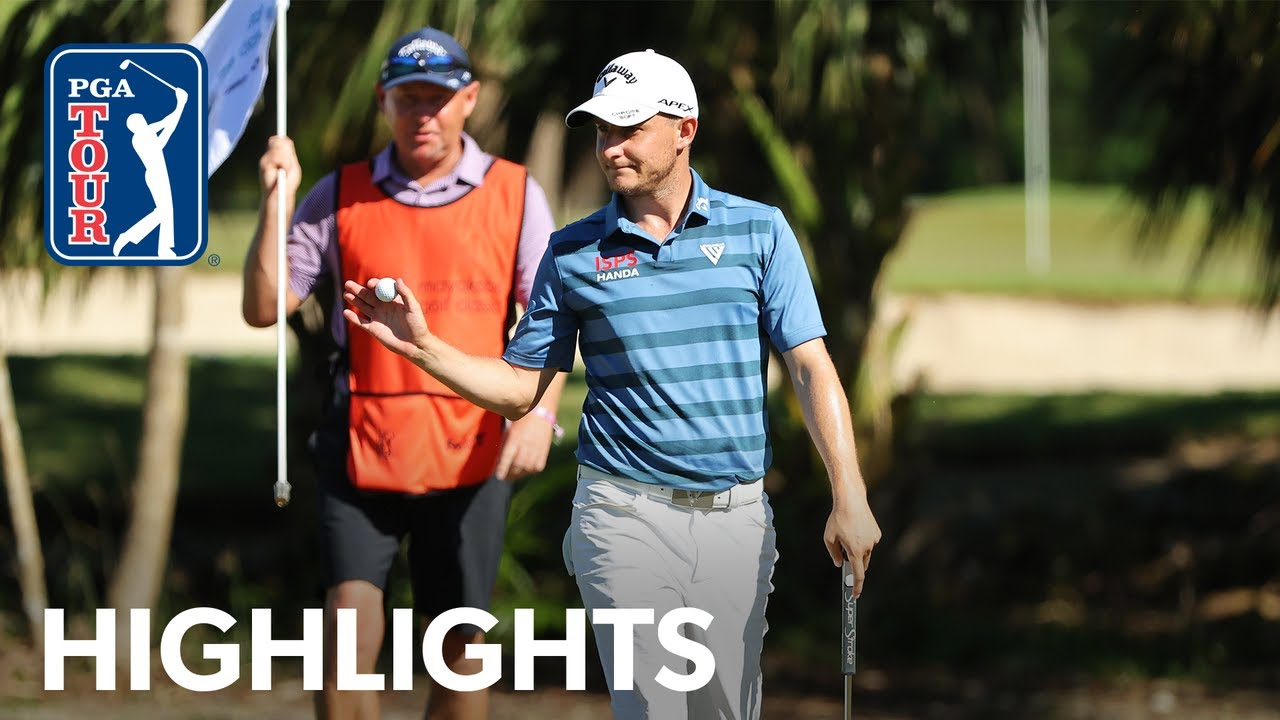Highlights   Round 3   Mayakoba Golf Classic   2020