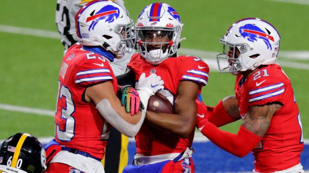 Bills can clinch first AFC East title since 1995 this week