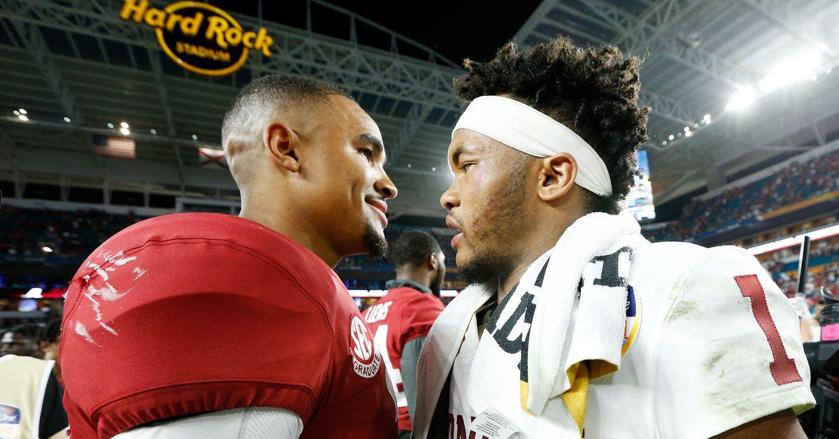 Sooner Bowl: Jalen Hurts and Kyler Murray meet in the NFL