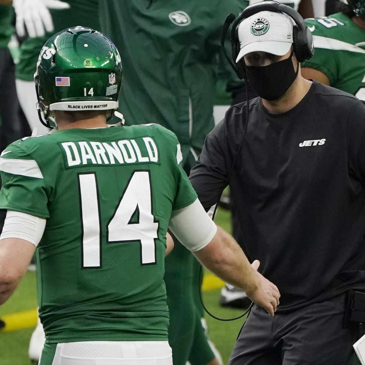 Jets Finally Winning Massively Complicates NFL Playoffs and 2021 NFL Draft