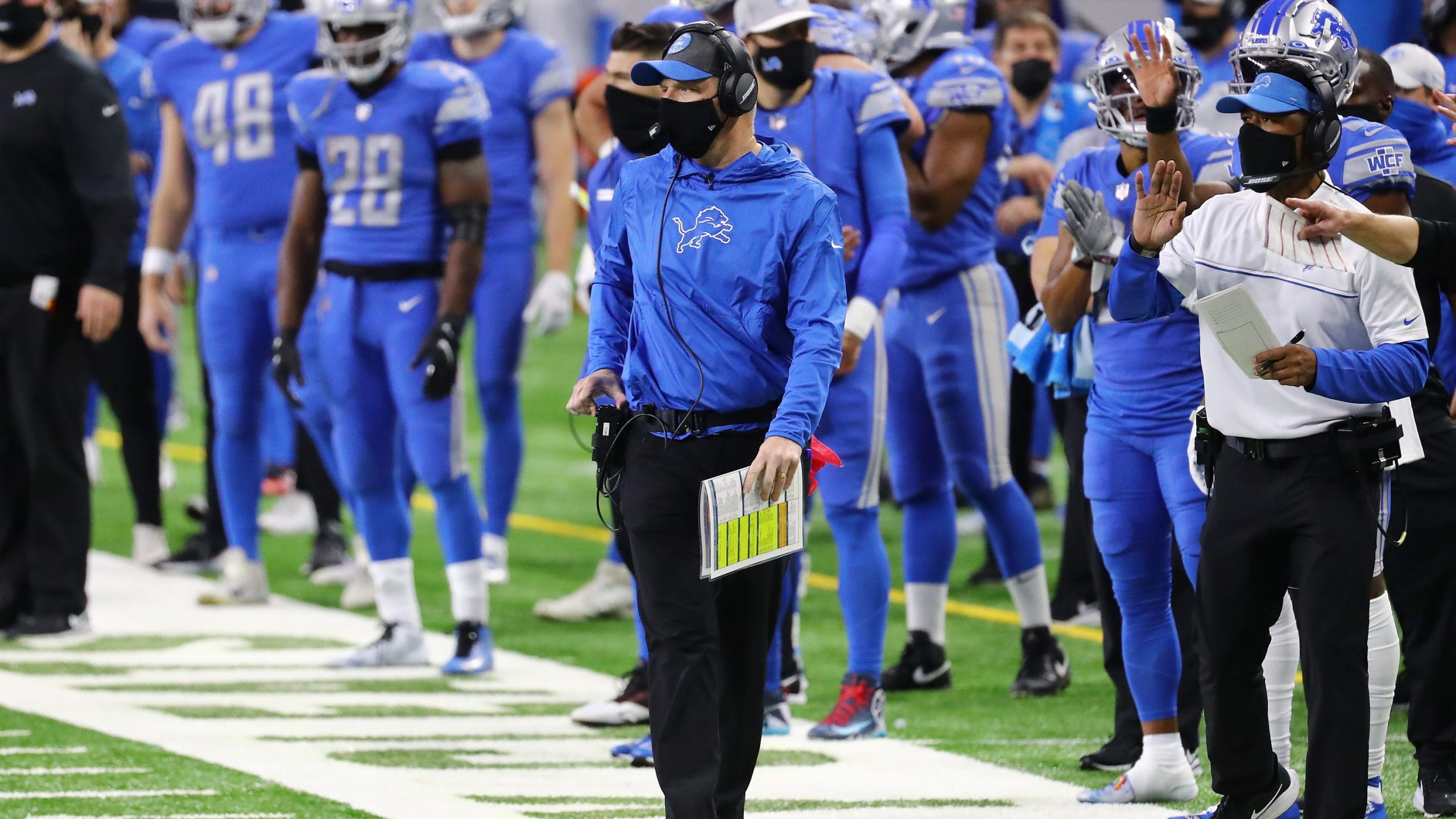 Why NFL refused to push back Saturday's Detroit Lions vs. Tampa Bay Buccaneers game