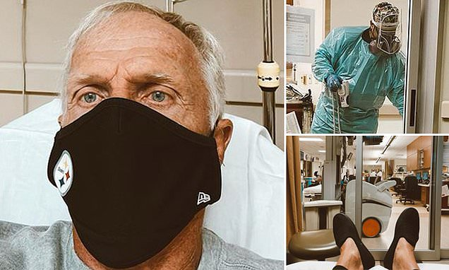 Australian golf legend Greg Norman is diagnosed with coronavirus on Christmas Day