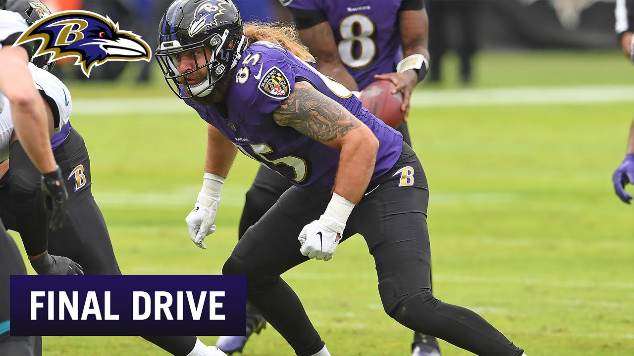 An Under-the-Radar Key Player on Ravens' Offense | Ravens Final Drive