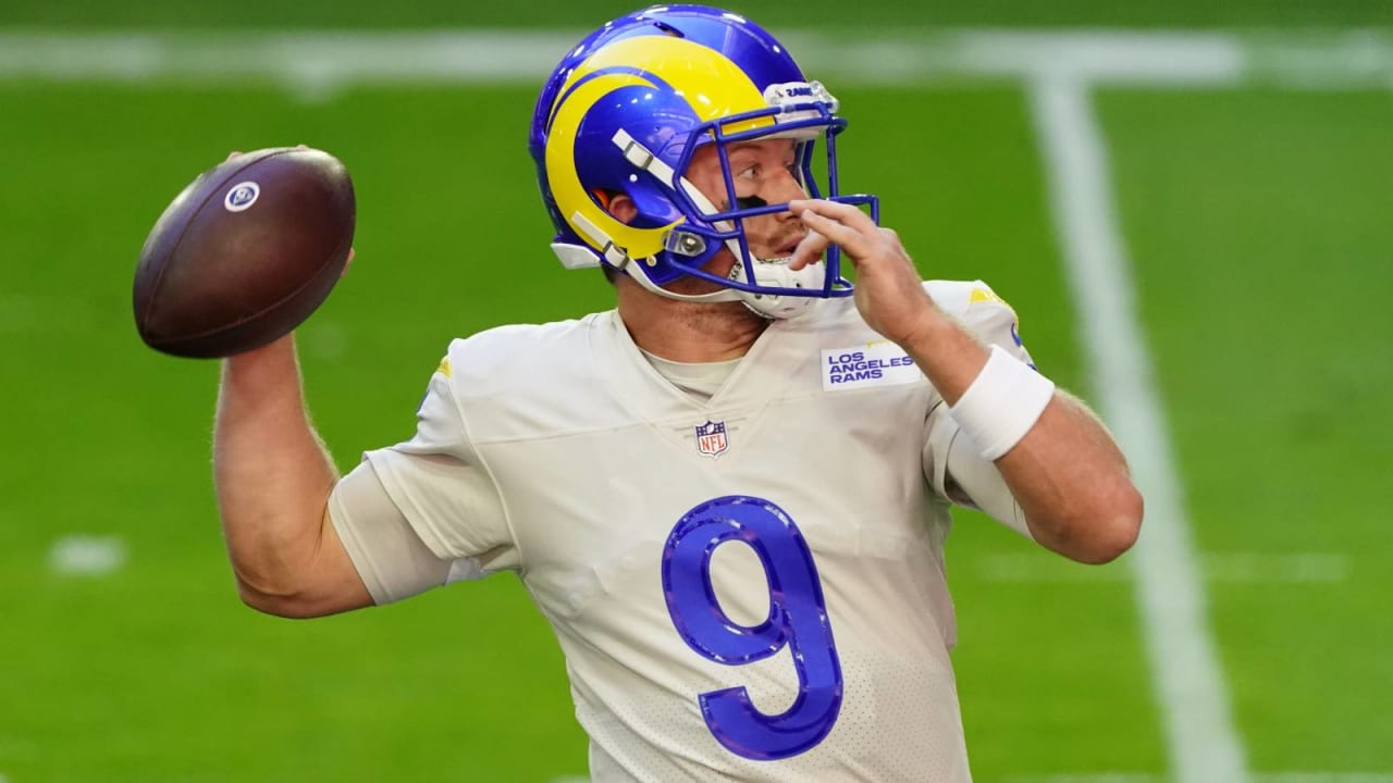Rams QB John Wolford 'confident' ahead of NFL debut vs. Cardinals