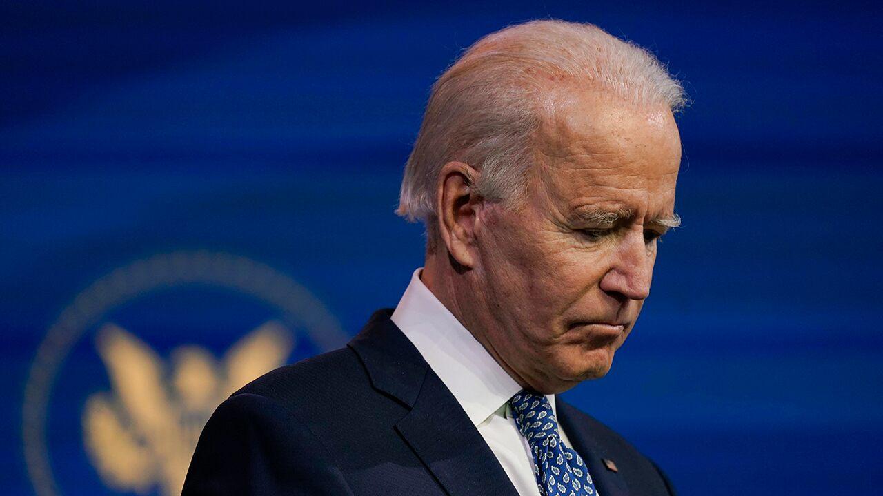 Biden reflects on 'friend' Floyd Little after legendary NFL running back dies
