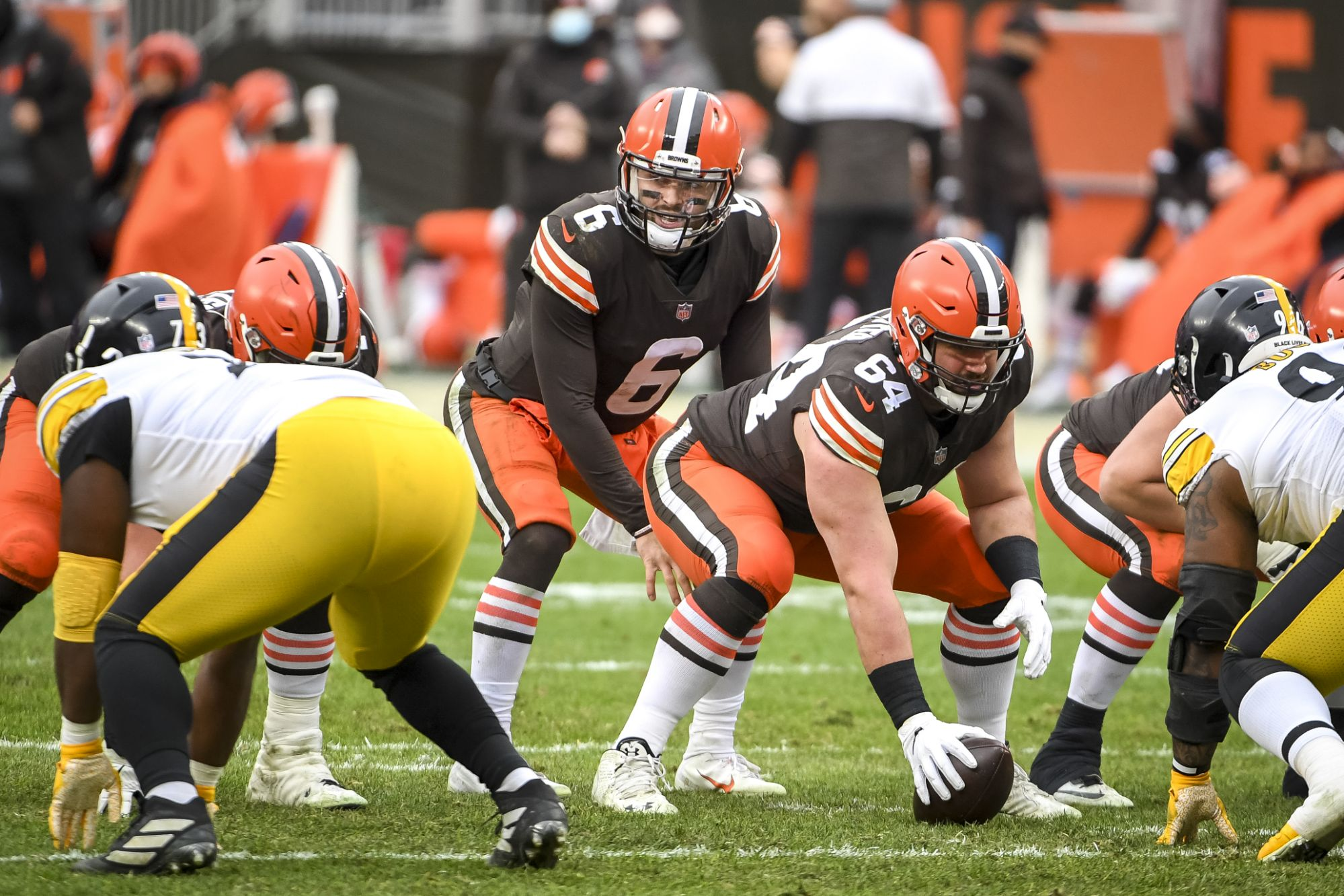 What would it take for NFL to postpone a Browns-Steelers playoff game? We may soon find out