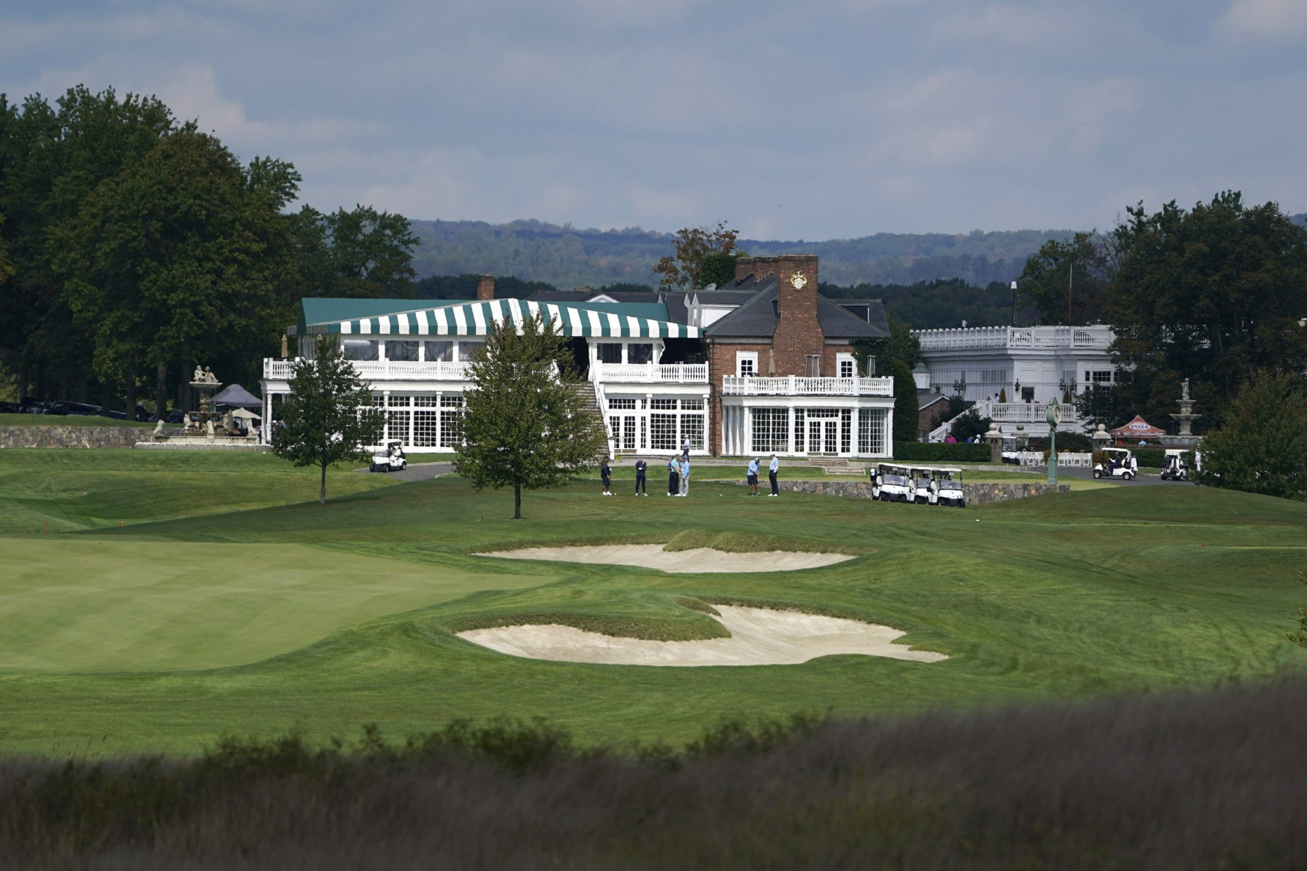 PGA Championship leaving Trump National in '22 tournament