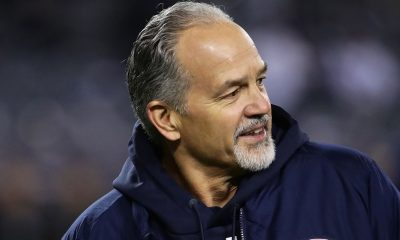 Bears looking for new defensive coordinator after Chuck Pagano retires -Times