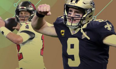 USA TODAY Sports' NFL divisional playoff picks: Do Tom Brady's Buccaneers or Drew Brees' Saints advance?