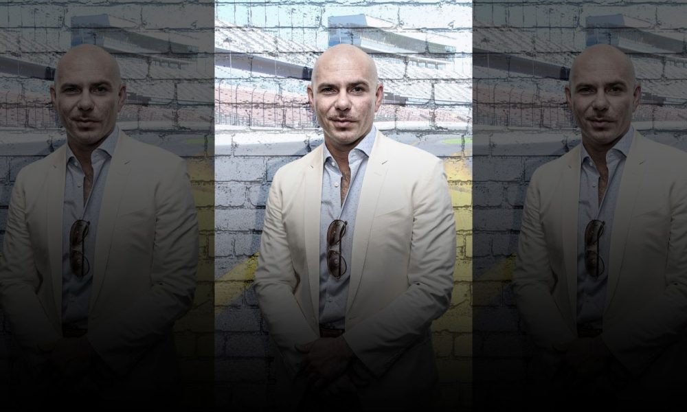 NASCAR Goes Worldwide With Pitbull