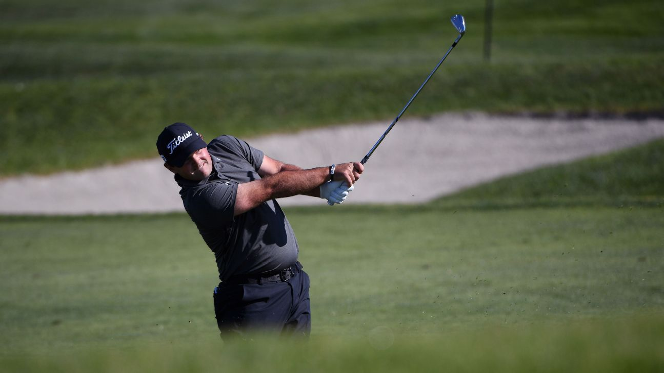 Co-leader Patrick Reed again finds himself in rules dispute at PGA Tour event