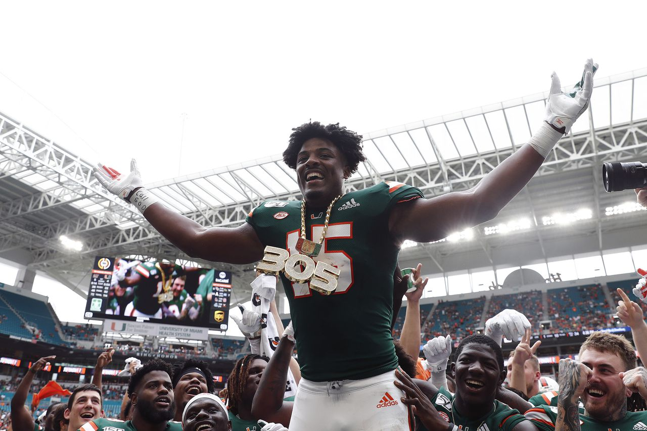 5 defensive ends from the 2021 NFL Draft the Browns should target if the value is right