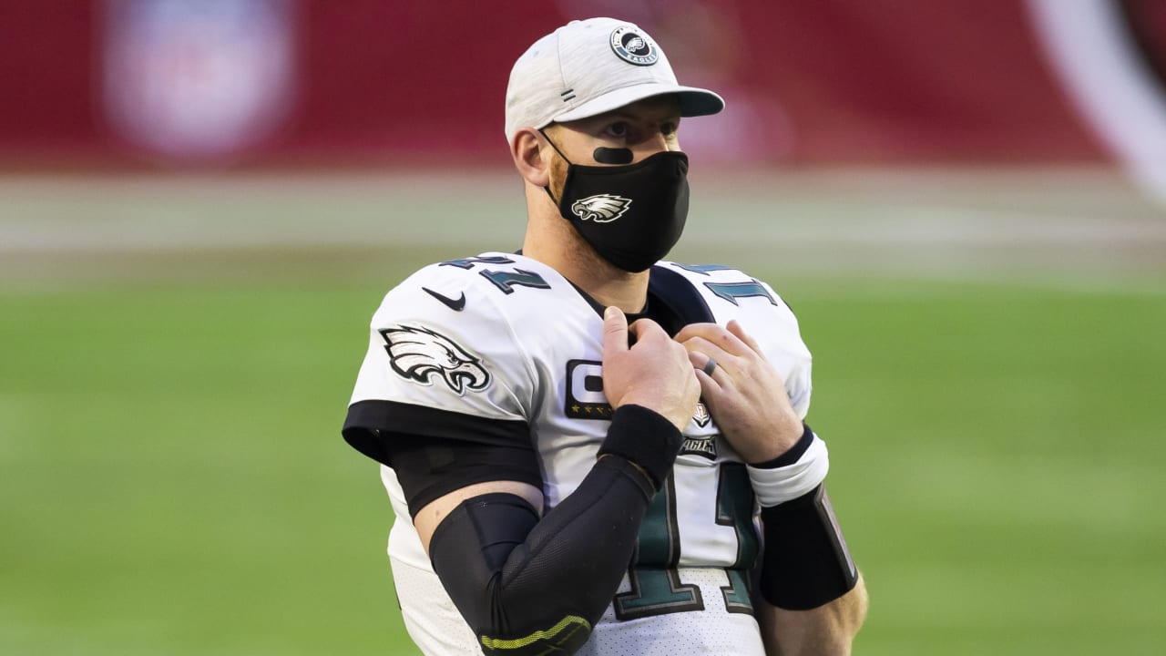 Teams have begun calling Eagles on potential trade for Carson Wentz
