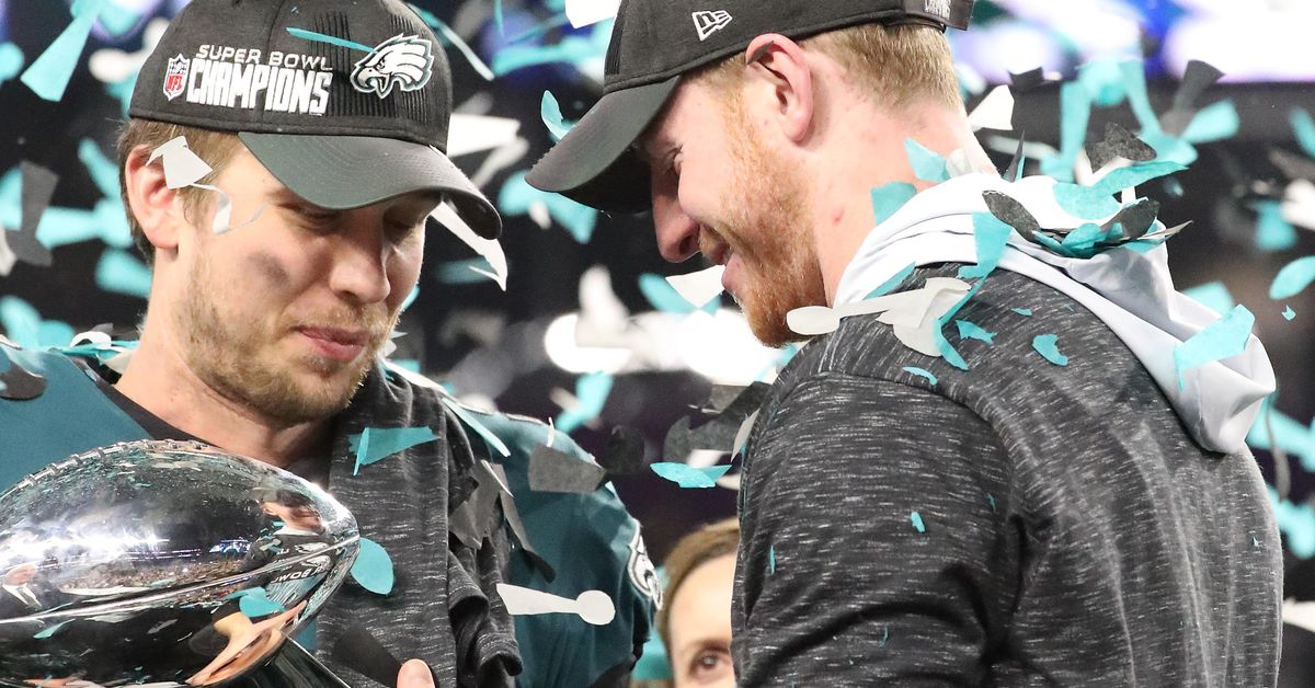 NFL Rumors: Bears rumored to be including Nick Foles in potential trade package for Carson Wentz